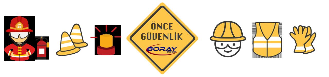 İzmir İş Güvenliği Boray OSGB